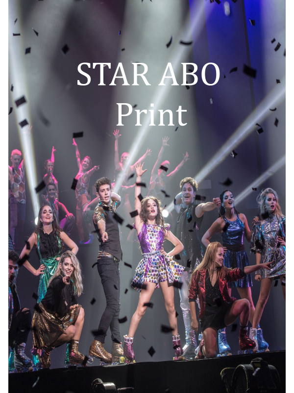 Star Abo Print