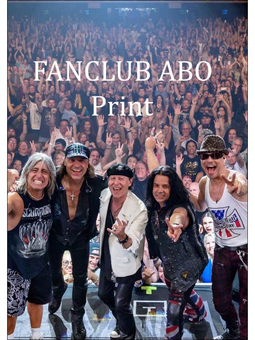 Fanclub Abo-Print