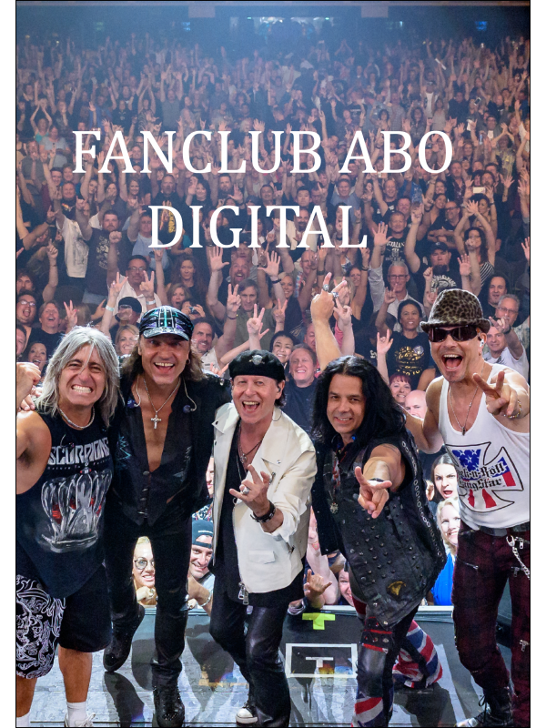 Fanclub Abo - Digital