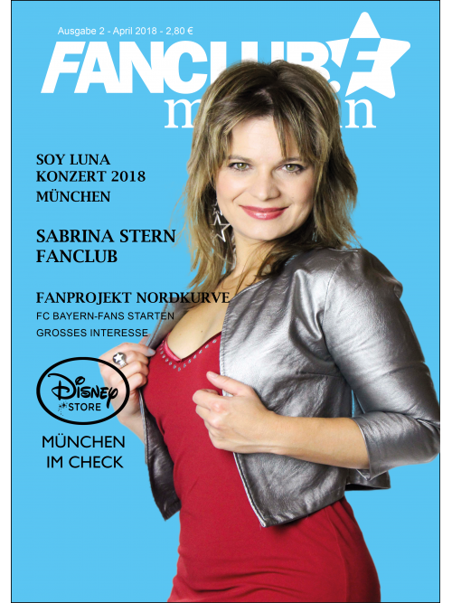 Fanclub Magazin Ausgabe 2 - Digital