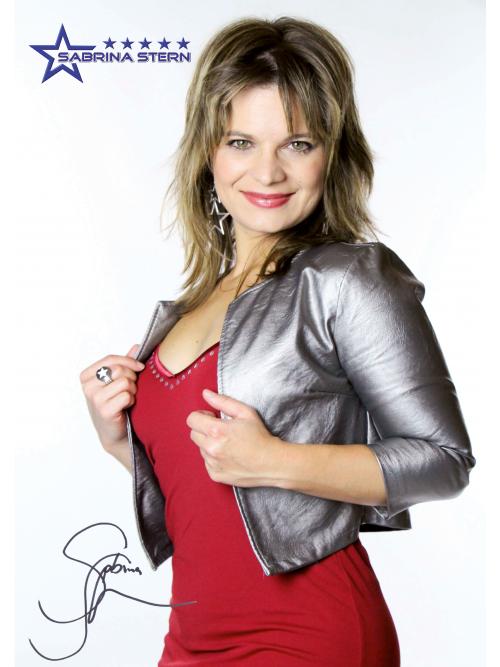 Sabrina Stern Poster XXL