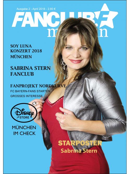 Ausgabe 2 - Fanclub Magazin